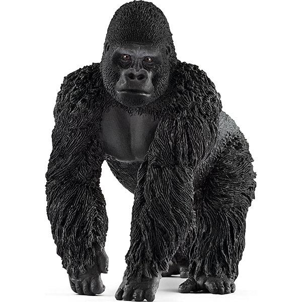 цена на Schleich Коллекционная фигурка Schleich Дикие животные Горилла, самец