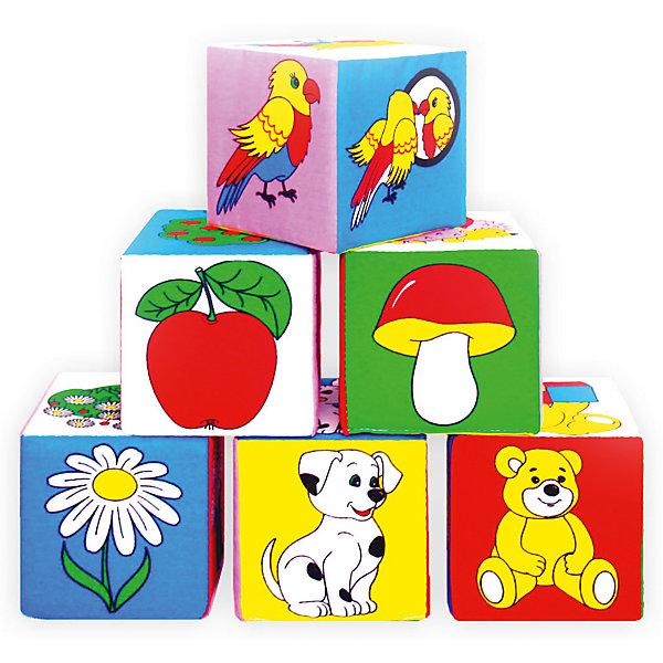 Кубики Предметы, МякишиРазвивающие игрушки<br>Характеристики товара:<br><br>• материал: хлопок, поролон<br>• комплектация: 6 шт<br>• размер кубика: 10х10х10 см<br>• размер упаковки: 31x23x11 см<br>• развивающая игрушка<br>• упаковка: пакет<br>• вес: 195 г<br>• страна бренда: РФ<br>• страна изготовитель: РФ<br><br>Малыши активно познают мир и тянутся к новой информации. Чтобы сделать процесс изучения окружающего пространства интереснее, ребенку можно подарить развивающие игрушки. В процессе игры информация усваивается намного лучше!<br>Такие кубики помогут занять малыша, играть ими приятно и весело. Одновременно они позволят познакомиться со многими предметами, которые ребенку предстоит встретить. Такие игрушки развивают тактильные ощущения, моторику, цветовосприятие, логику, воображение, учат фокусировать внимание. Каждое изделие абсолютно безопасно – оно создано из качественной ткани с мягким наполнителем. Игрушки производятся из качественных и проверенных материалов, которые безопасны для детей.<br><br>Кубики Предметы от бренда Мякиши можно купить в нашем интернет-магазине.<br>Ширина мм: 200; Глубина мм: 100; Высота мм: 300; Вес г: 80; Возраст от месяцев: 12; Возраст до месяцев: 36; Пол: Унисекс; Возраст: Детский; SKU: 5183157;