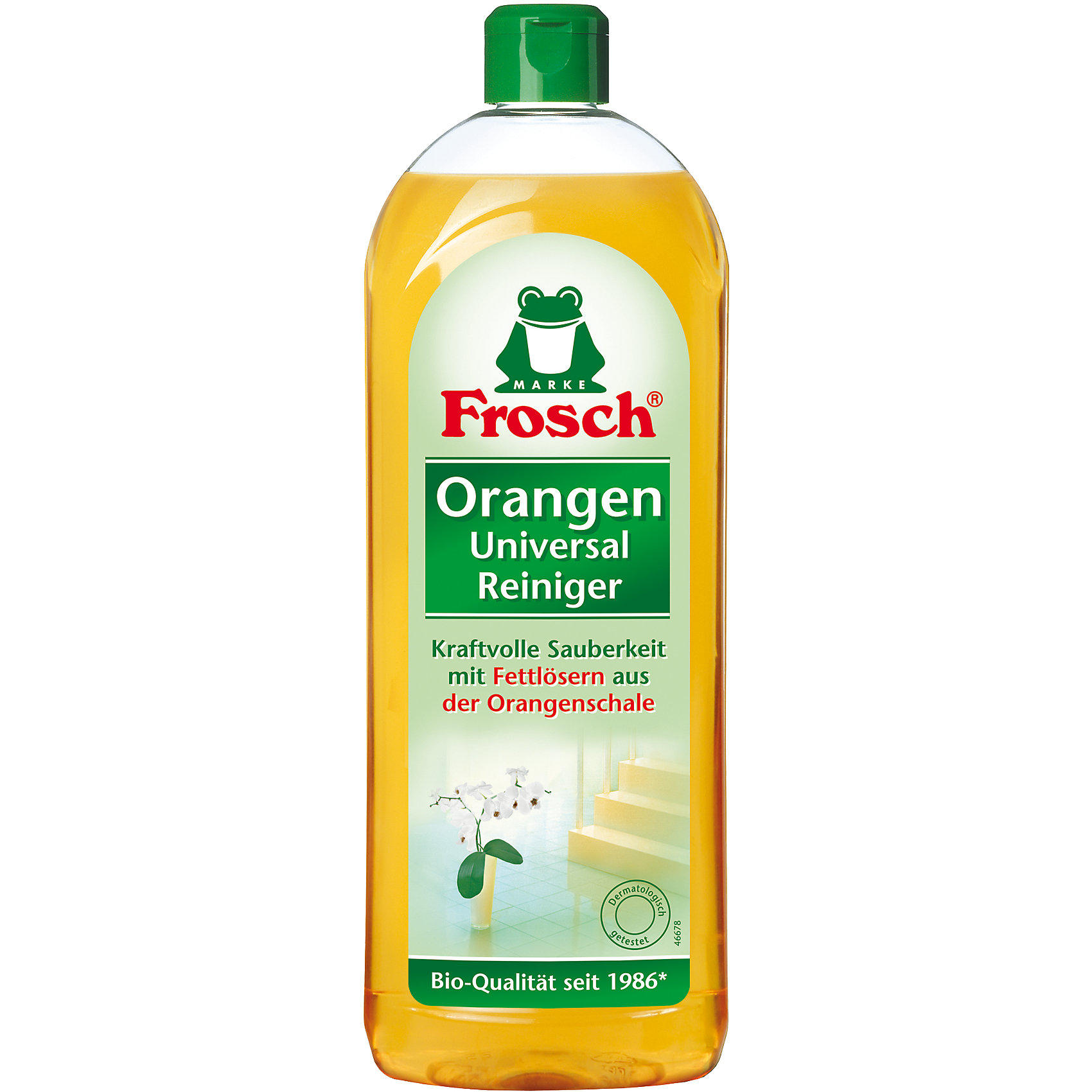 Универсальный апельсиновый очиститель, 0,75 л., Frosch (-)