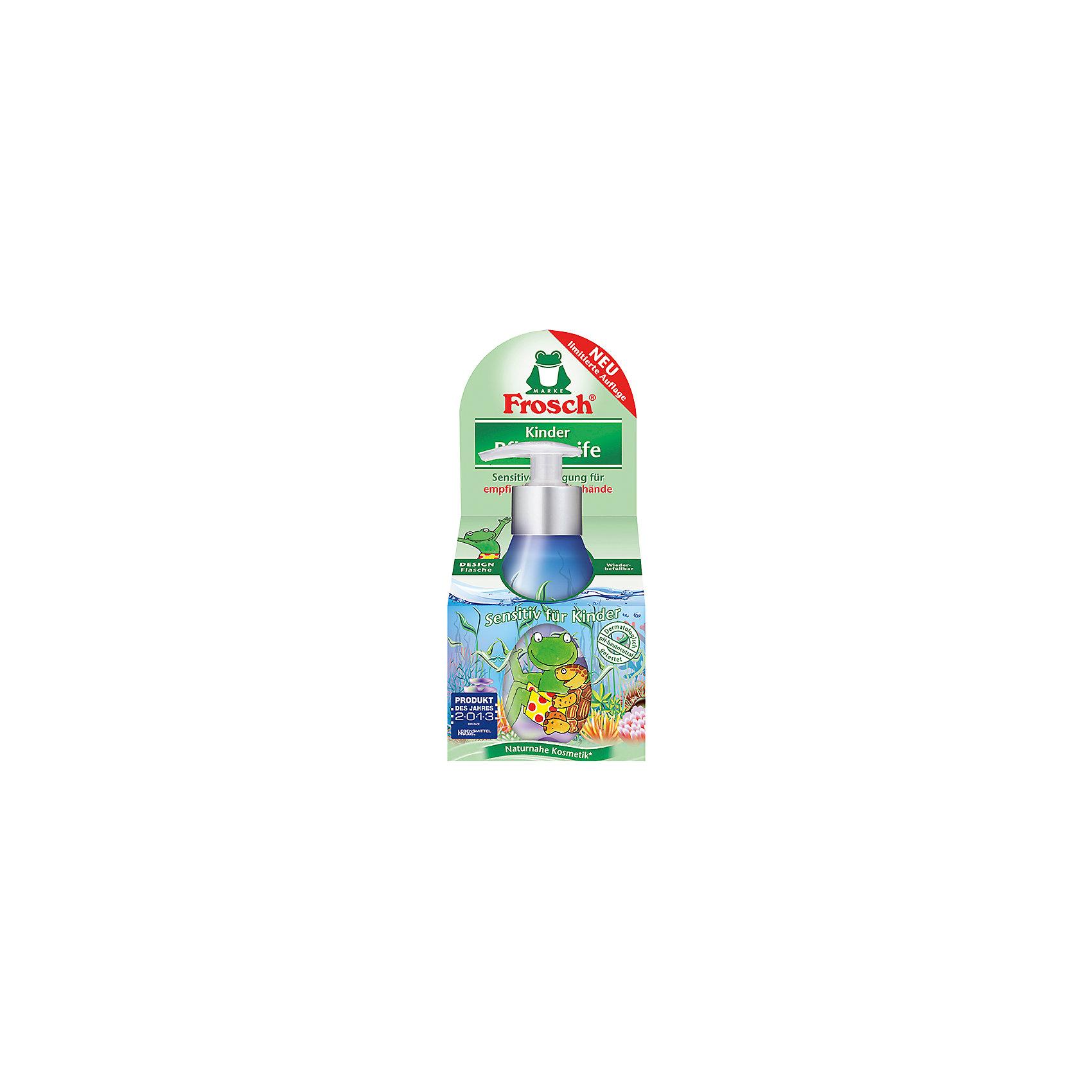 Детское ухаживающее жидкое мыло для рук, 300 мл, Frosch