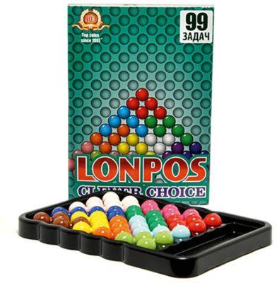Головоломка  Clever Choise  99 задач, Lonpos, артикул:5191416 - Головоломки