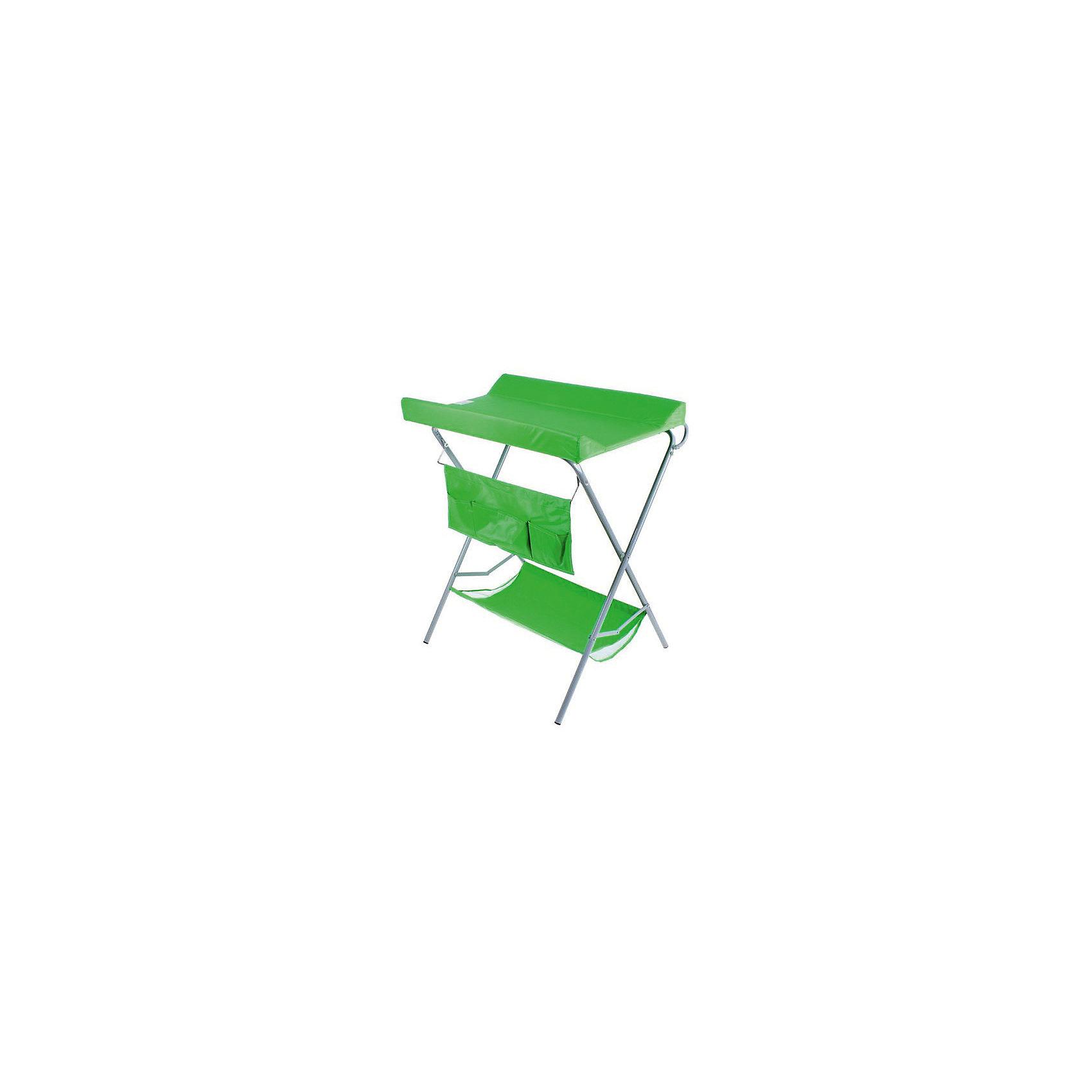 Пеленальный столик, Фея, зеленый (ФЕЯ)