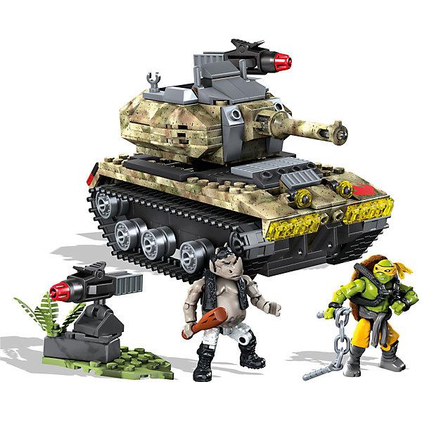 MEGA BLOKS Поединок в джунглях, MEGA BLOKS набор конструктор mega bloks halo танк носорог 822 элемента