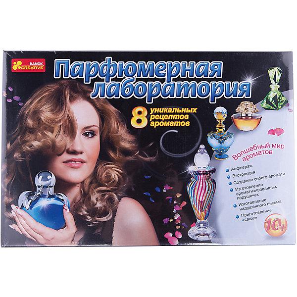Ранок Наборы для девочек,Парфюмерная лаборатория (Н) игра ranok creative лаборатория экспертной службы 12114069р