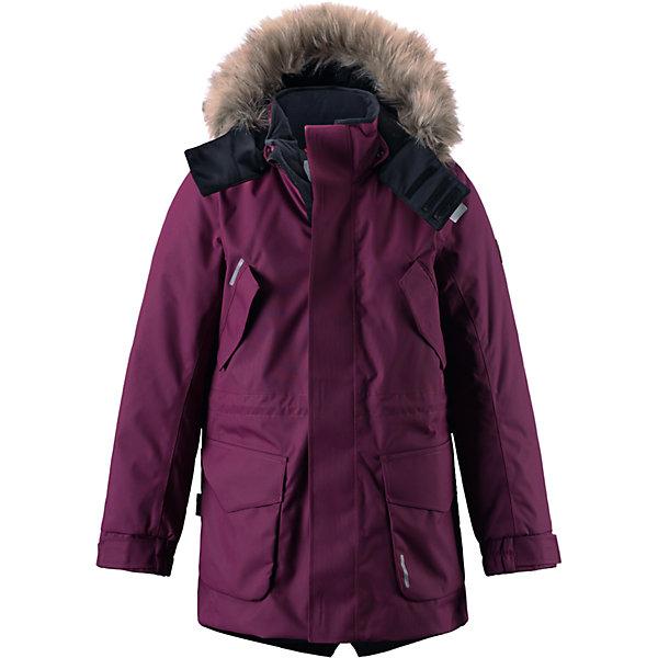 Купить Куртка Naapuri для девочки Reimatec® Reima, Китай, лиловый, 104, 140, 158, 152, 146, 134, 128, Женский