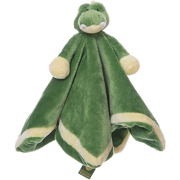 Teddykompaniet игрушка-салфетка Крокодил (LE), Динглисар teddykompaniet ростомер жираф динглисар