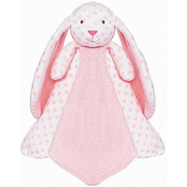 Teddykompaniet Платочек Кролик - Большие ушки, Тедди бэби, Динглисар teddykompaniet музыкальная игрушка альф teddykompaniet
