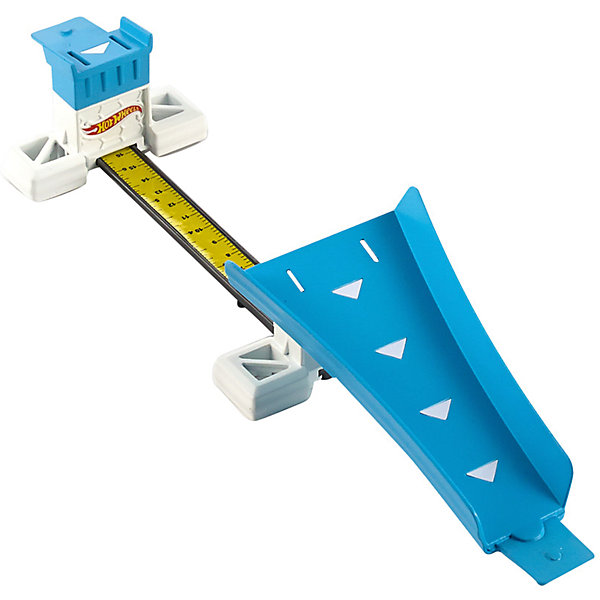 Mattel Дополнительный блок для конструктора трасс Hot Wheels, Jump It! hot wheels track builder дополнительный блок для конструктора трасс clamp it page 9