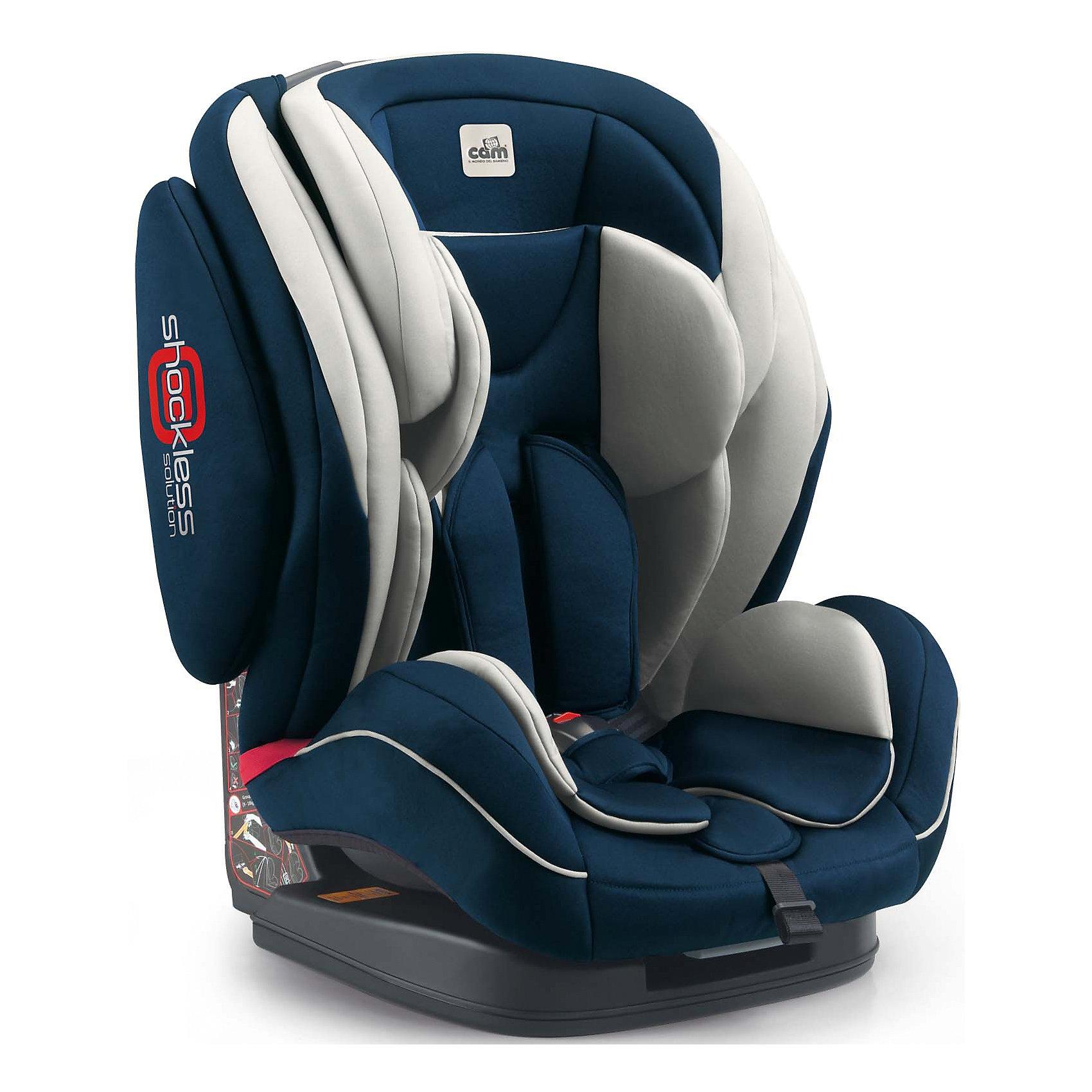 Автокресло Regolo, 9-36 кг., CAM, синий
