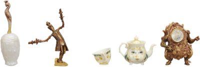 Набор маленьких кукол  Красавица и чудовище , Принцессы Дисней, артикул:5225694 - Принцессы Дисней