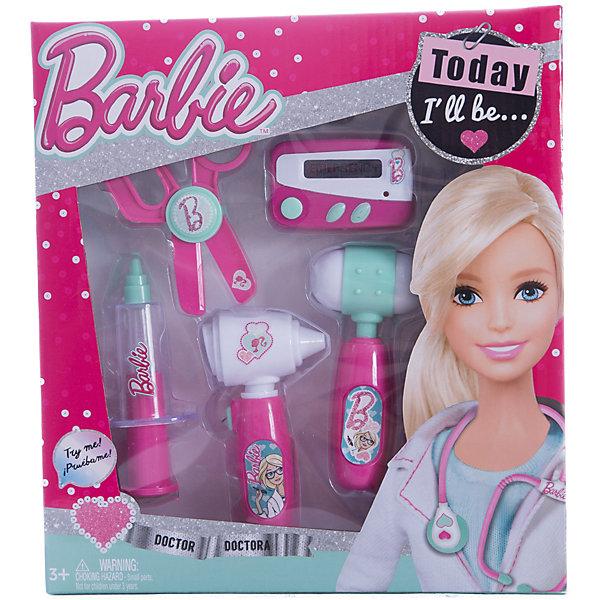 Corpa Игровой набор юного доктора компактный, Barbie barbie набор сестра барби с питомцем barbie dmb26