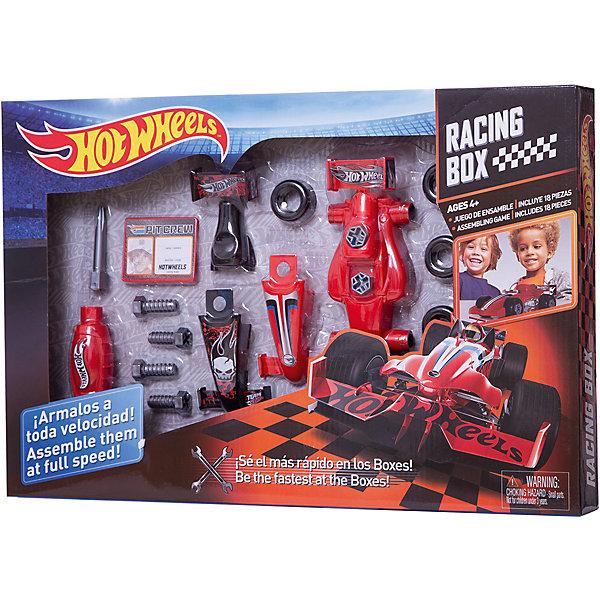 Игровой набор юного механика, большой, Hot Wheels (Corpa) Тиличики где купить инструмент