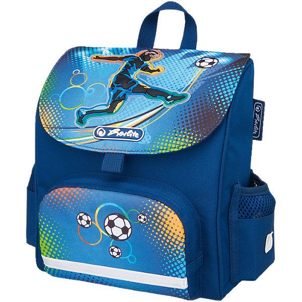 herlitz Дошкольный ранец Herlitz Mini Softbag, Soccer