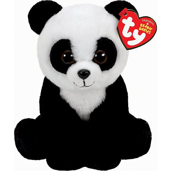 Ty Мягкая игрушка TY Панда Baboo, 15см игрушка