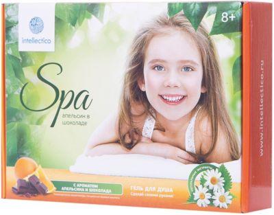 Малый набор Гель для душа Апельсин в шоколаде, артикул:5263171 - Наборы детской косметики
