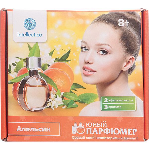 Intellectico Набор для творчества Юный парфюмер мини Апельсин