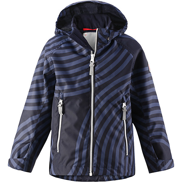 Куртка Seili для мальчика Reimatec® ReimaВерхняя одежда<br>Характеристики товара:<br><br>• цвет: темно-синий<br>• демисезонная<br>• состав: 100% полиэстер, полиуретановое покрытие<br>• температурный режим: от +10°до +20°С<br>• водонепроницаемость: 8000 мм<br>• воздухопроницаемость: 5000 мм<br>• износостойкость: 30000 циклов (тест Мартиндейла)<br>• без утеплителя<br>• основные швы проклеены, водонепроницаемые<br>• водо- и ветронепроницаемый «дышащий», грязеотталкивающий материал<br>• подкладка: mesh-сетка<br>• регулируемые манжеты на застёжке-липучке<br>• регулируемый подол<br>• безопасный съемный капюшон<br>• два кармана на молнии<br>• светоотражающие детали<br>• комфортная посадка<br>• страна производства: Китай<br>• страна бренда: Финляндия<br>• коллекция: весна-лето 2017<br><br>Верхняя одежда для детей может быть модной и комфортной одновременно! Демисезонная куртка поможет обеспечить ребенку комфорт и тепло. Она отлично смотрится с различной одеждой и обувью. Изделие удобно сидит и модно выглядит. Материал - прочный, хорошо подходящий для межсезонья, водо- и ветронепроницаемый, «дышащий». Стильный дизайн разрабатывался специально для детей.<br><br>Одежда и обувь от финского бренда Reima пользуется популярностью во многих странах. Эти изделия стильные, качественные и удобные. Для производства продукции используются только безопасные, проверенные материалы и фурнитура. Порадуйте ребенка модными и красивыми вещами от Reima! <br><br>Куртку для мальчика Reimatec® от финского бренда Reima (Рейма) можно купить в нашем интернет-магазине.<br>Ширина мм: 356; Глубина мм: 10; Высота мм: 245; Вес г: 519; Цвет: синий; Возраст от месяцев: 24; Возраст до месяцев: 36; Пол: Унисекс; Возраст: Детский; Размер: 98,104,92,140,134,128,122,116,110; SKU: 5268530;