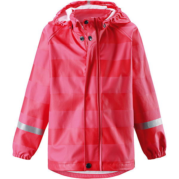 Купить Плащ-дождевик Vesi для девочки Reima, Китай, красный, Женский