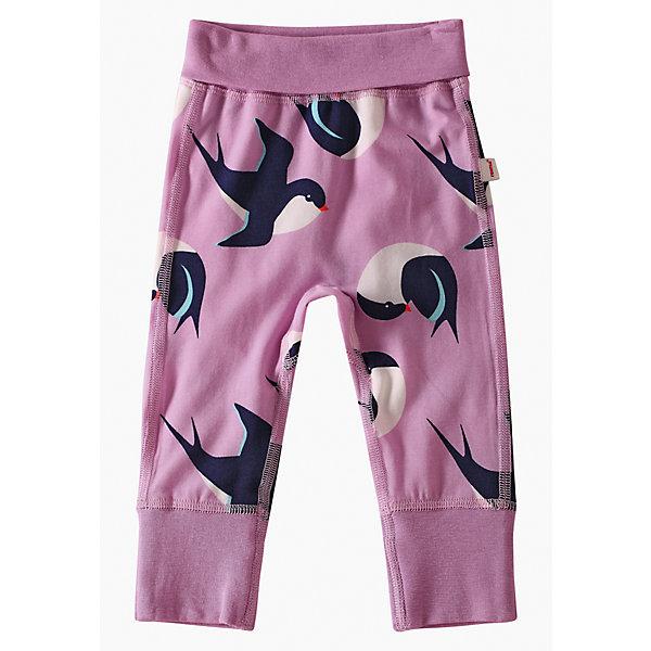 Reima Штанишки Sikuri для девочки Reima брюки джинсы и штанишки artie штанишки для девочки жирафы