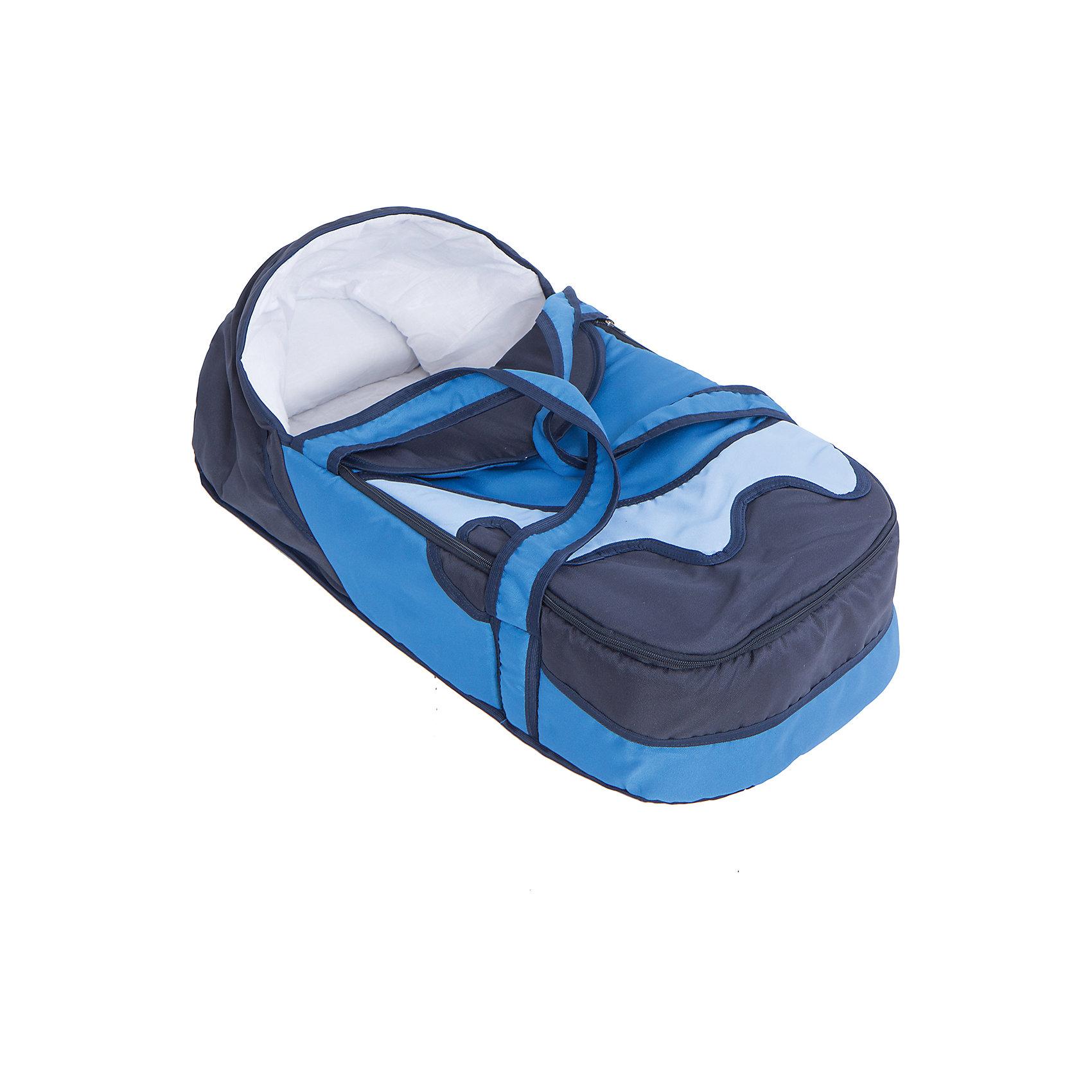 Коляска-трансформер Vito, Marimex, синий/голубой