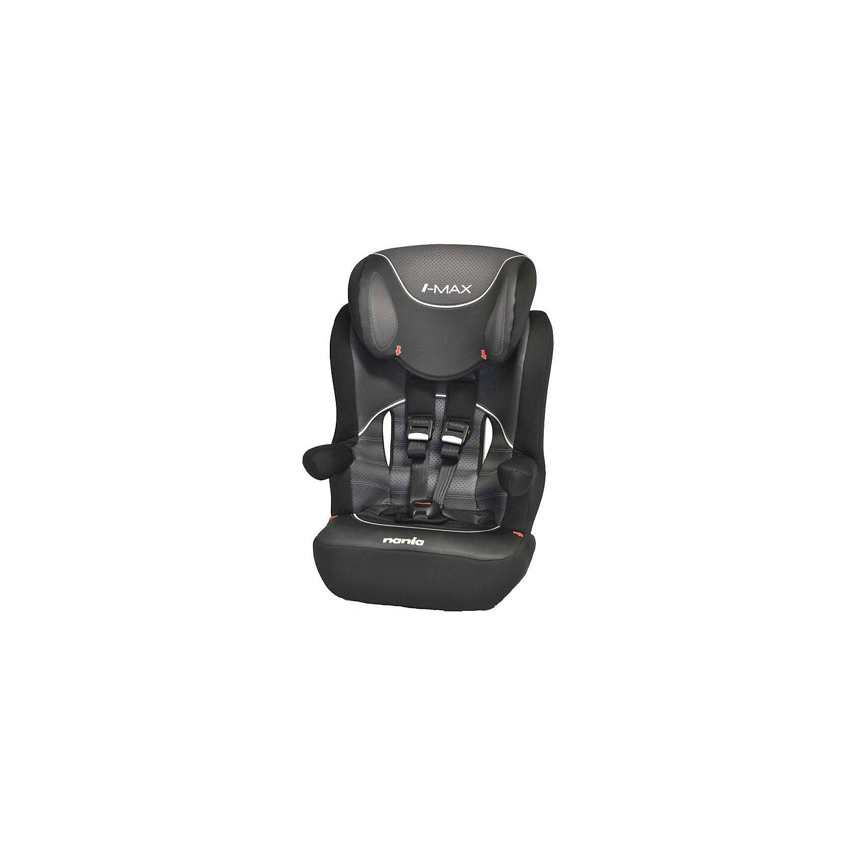 Автокресло Nania Imax SP FST 9-36 кг, graphic black