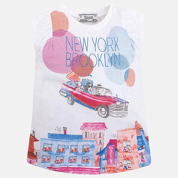 Фотография товара футболка для девочки Mayoral (5289596)