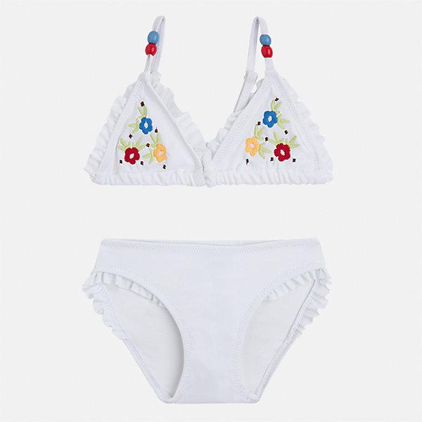 Купить купальник раздельный для девочки Mayoral (5290712) в Москве, в Спб и в России