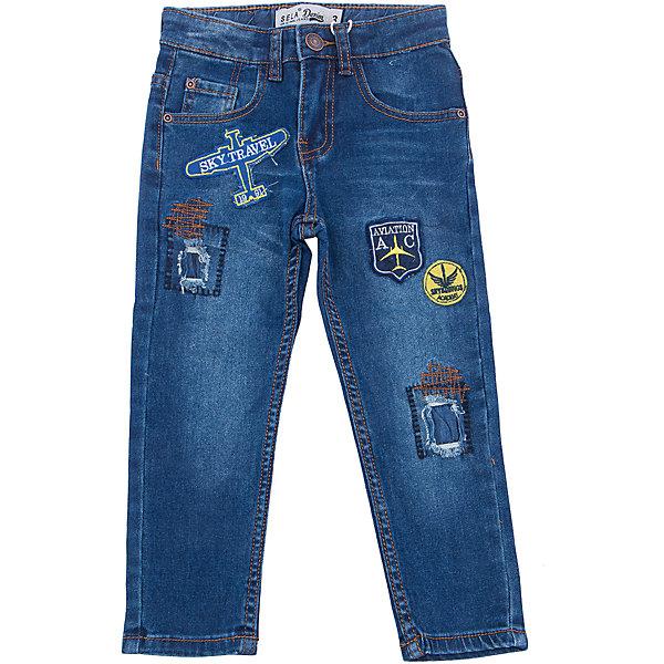 Купить джинсы для мальчика SELA (5302142) в Москве, в Спб и в России
