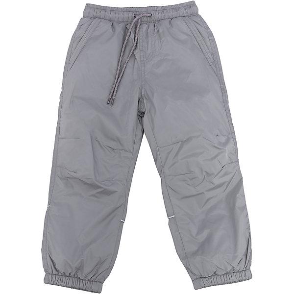 Брюки утепленные для мальчика SELAСпортивная одежда<br>Характеристики товара:<br><br>• цвет: серый<br>• состав: верх: 100% полиэстер, подкладка: 100% полиэстер<br>• температурный режим: от +5° до +15°С<br>• подкладка флис<br>• спортивный стиль<br>• имитация ширинки<br>• светоотражающие детали<br>• два втачных кармана<br>• сзади два накладных кармана на кнопке<br>• пояс: мягкая резинка со шнурком<br>• коллекция весна-лето 2017<br>• страна бренда: Российская Федерация<br><br>Вещи из новой коллекции SELA продолжают радовать удобством! Спортивные брюки помогут разнообразить гардероб и обеспечить комфорт. Они отлично сочетаются с майками, футболками, куртками. В составе материала - натуральный хлопок.<br><br>Одежда, обувь и аксессуары от российского бренда SELA не зря пользуются большой популярностью у детей и взрослых! Модели этой марки - стильные и удобные, цена при этом неизменно остается доступной. Для их производства используются только безопасные, качественные материалы и фурнитура. Новая коллекция поддерживает хорошие традиции бренда! <br><br>Брюки для мальчика от популярного бренда SELA (СЕЛА) можно купить в нашем интернет-магазине.<br>Ширина мм: 215; Глубина мм: 88; Высота мм: 191; Вес г: 336; Цвет: серый; Возраст от месяцев: 36; Возраст до месяцев: 48; Пол: Мужской; Возраст: Детский; Размер: 104,116,110,98,92; SKU: 5302662;