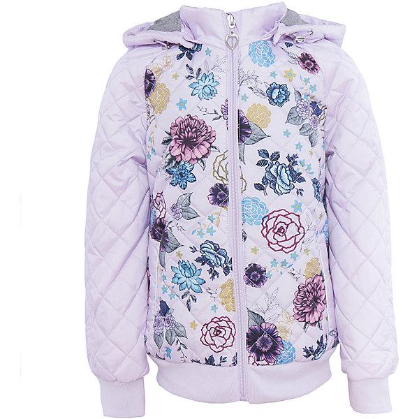 Куртка для девочки SELAВерхняя одежда<br>Характеристики товара:<br><br>• цвет: бледно-розовый<br>• состав: 100% полиэстер<br>• температурный режим: от +5°до +15°С<br>• подкладка: текстиль, хлопок<br>• утемлитель: полиэстер<br>• сезон: весна-лето<br>• покрой: полуприлегающий<br>• молния<br>• принт<br>• манжеты<br>• капюшон отстегивается<br>• карманы<br>• коллекция весна-лето 2017<br>• страна бренда: Российская Федерация<br>• страна изготовитель: Китай<br><br>Вещи из новой коллекции SELA продолжают радовать удобством! Легкая куртка для девочки поможет разнообразить гардероб ребенка и обеспечить комфорт. Она отлично сочетается с юбками и брюками. Очень стильно смотрится!<br><br>Одежда, обувь и аксессуары от российского бренда SELA не зря пользуются большой популярностью у детей и взрослых! Модели этой марки - стильные и удобные, цена при этом неизменно остается доступной. Для их производства используются только безопасные, качественные материалы и фурнитура. Новая коллекция поддерживает хорошие традиции бренда! <br><br>Куртку для девочки от популярного бренда SELA (СЕЛА) можно купить в нашем интернет-магазине.<br>Ширина мм: 356; Глубина мм: 10; Высота мм: 245; Вес г: 519; Цвет: лиловый; Возраст от месяцев: 132; Возраст до месяцев: 144; Пол: Женский; Возраст: Детский; Размер: 152,140,128,116; SKU: 5305103;