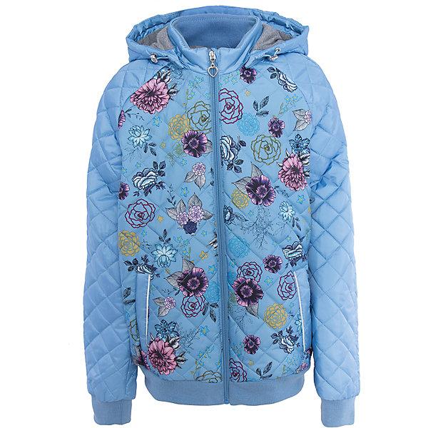 Куртка для девочки SELAВерхняя одежда<br>Характеристики товара:<br><br>• цвет: голубой<br>• состав: 100% полиэстер<br>• температурный режим: от +5°до +15°С<br>• подкладка: текстиль, хлопок<br>• утемлитель: полиэстер<br>• сезон: весна-лето<br>• покрой: полуприлегающий<br>• молния<br>• принт<br>• манжеты<br>• капюшон отстегивается<br>• карманы<br>• коллекция весна-лето 2017<br>• страна бренда: Российская Федерация<br>• страна изготовитель: Китай<br><br>Вещи из новой коллекции SELA продолжают радовать удобством! Легкая куртка для девочки поможет разнообразить гардероб ребенка и обеспечить комфорт. Она отлично сочетается с юбками и брюками. Очень стильно смотрится!<br><br>Одежда, обувь и аксессуары от российского бренда SELA не зря пользуются большой популярностью у детей и взрослых! Модели этой марки - стильные и удобные, цена при этом неизменно остается доступной. Для их производства используются только безопасные, качественные материалы и фурнитура. Новая коллекция поддерживает хорошие традиции бренда! <br><br>Куртку для девочки от популярного бренда SELA (СЕЛА) можно купить в нашем интернет-магазине.<br>Ширина мм: 356; Глубина мм: 10; Высота мм: 245; Вес г: 519; Цвет: голубой; Возраст от месяцев: 84; Возраст до месяцев: 96; Пол: Женский; Возраст: Детский; Размер: 128,140,116,152; SKU: 5305108;