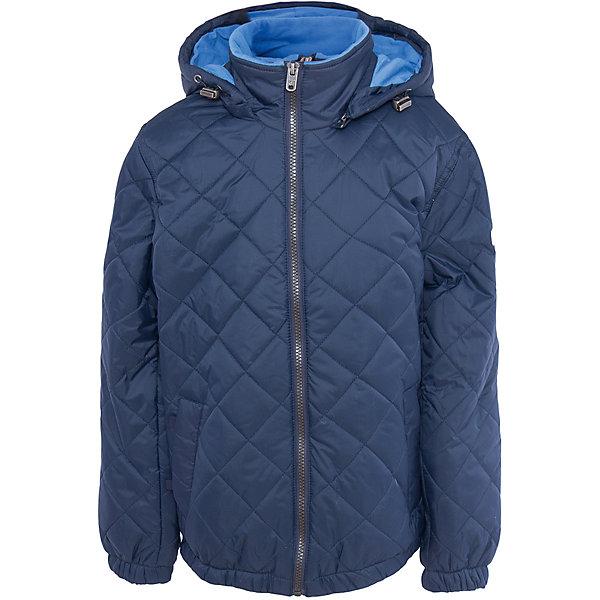 Куртка для мальчика SELAВерхняя одежда<br>Характеристики товара:<br><br>• цвет: тёмно-синий<br>• состав: 100% нейлон<br>• температурный режим: от +5°до +15°С<br>• подкладка: 100% хлопок<br>• утеплитель: 100% полиэстер<br>• демисезон<br>• воротник-стойка<br>• молния<br>• стеганая<br>• капюшон с кулиской<br>• капюшон съёмный<br>• два кармана на кнопках<br>• коллекция весна-лето 2017<br>• страна бренда: Российская Федерация<br>• страна производитель: Китай<br><br>Вещи из новой коллекции SELA продолжают радовать удобством! Легкая куртка для мальчика поможет разнообразить гардероб ребенка и обеспечить комфорт. Она отлично сочетается с джинсами и брюками. Очень стильно смотрится!<br><br>Одежда, обувь и аксессуары от российского бренда SELA не зря пользуются большой популярностью у детей и взрослых! Модели этой марки - стильные и удобные, цена при этом неизменно остается доступной. Для их производства используются только безопасные, качественные материалы и фурнитура. Новая коллекция поддерживает хорошие традиции бренда! <br><br>Куртку для мальчика от популярного бренда SELA (СЕЛА) можно купить в нашем интернет-магазине.<br>Ширина мм: 356; Глубина мм: 10; Высота мм: 245; Вес г: 519; Цвет: синий; Возраст от месяцев: 84; Возраст до месяцев: 96; Пол: Мужской; Возраст: Детский; Размер: 128,140,116,152; SKU: 5305143;