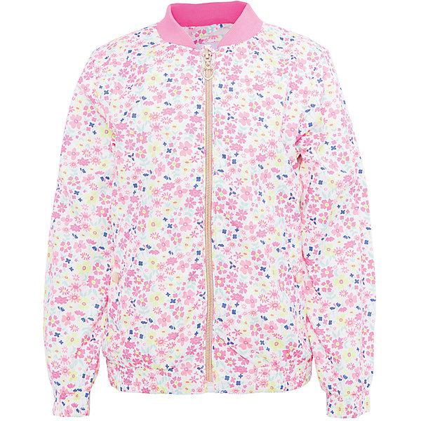 Куртка для девочки SELAВерхняя одежда<br>Характеристики товара:<br><br>• цвет: молочный<br>• состав: 100% полиэстер; подкладка: 65% полиэстер, 35% хлопок; отделка: 100% полиэстер; подкладка рукава: 100% полиэстер<br>• температурный режим: от +10°до +20°С<br>• молния<br>• принт<br>• эластичные манжеты и низ<br>• подкладка<br>• два боковых кармана на кнопках<br>• коллекция весна-лето 2017<br>• страна бренда: Российская Федерация<br>• страна изготовитель: Китай<br><br>Вещи из новой коллекции SELA продолжают радовать удобством! Легкая куртка для девочки поможет разнообразить гардероб ребенка и обеспечить комфорт. Она отлично сочетается с юбками и брюками. Очень стильно смотрится!<br><br>Одежда, обувь и аксессуары от российского бренда SELA не зря пользуются большой популярностью у детей и взрослых! Модели этой марки - стильные и удобные, цена при этом неизменно остается доступной. Для их производства используются только безопасные, качественные материалы и фурнитура. Новая коллекция поддерживает хорошие традиции бренда! <br><br>Куртку для девочки от популярного бренда SELA (СЕЛА) можно купить в нашем интернет-магазине.<br>Ширина мм: 356; Глубина мм: 10; Высота мм: 245; Вес г: 519; Цвет: розовый; Возраст от месяцев: 24; Возраст до месяцев: 36; Пол: Женский; Возраст: Детский; Размер: 98,116,110,104; SKU: 5305198;