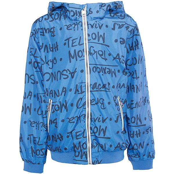 Куртка для мальчика SELAВерхняя одежда<br>Характеристики товара:<br><br>• цвет: синий<br>• состав: 100% полиэстер; подкладка: 100% хлопок; отделка: 65% хлопок, 30% полиэстер, 5% эластан; подкладка рукава: 100% полиэстер<br>• температурный режим: от +10°до +20°С<br>• водоотталкивающий материал<br>• сезон: весна-лето<br>• воротник-стойка<br>• молния<br>• принт<br>• эластичные манжеты и низ<br>• капюшон отстёгивается<br>• два кармана на молнии<br>• коллекция весна-лето 2017<br>• страна бренда: Российская Федерация<br><br>Вещи из новой коллекции SELA продолжают радовать удобством! Легкая куртка для мальчика поможет разнообразить гардероб ребенка и обеспечить комфорт. Она отлично сочетается с джинсами и брюками. Очень стильно смотрится!<br><br>Одежда, обувь и аксессуары от российского бренда SELA не зря пользуются большой популярностью у детей и взрослых! Модели этой марки - стильные и удобные, цена при этом неизменно остается доступной. Для их производства используются только безопасные, качественные материалы и фурнитура. Новая коллекция поддерживает хорошие традиции бренда! <br><br>Куртку для мальчика от популярного бренда SELA (СЕЛА) можно купить в нашем интернет-магазине.<br>Ширина мм: 356; Глубина мм: 10; Высота мм: 245; Вес г: 519; Цвет: синий; Возраст от месяцев: 84; Возраст до месяцев: 96; Пол: Мужской; Возраст: Детский; Размер: 128,140,116,152; SKU: 5305228;