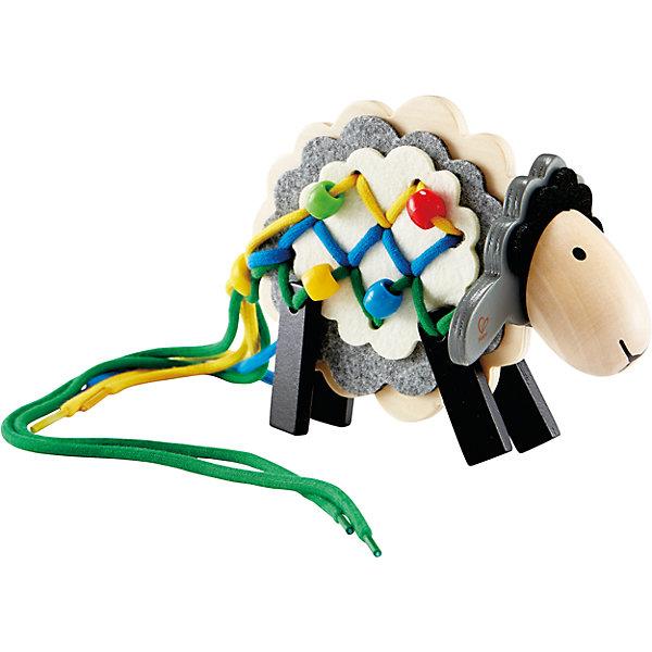 Hape Конструктор Овечка, Hape настольная игра яигрушка раз овечка два овечка…