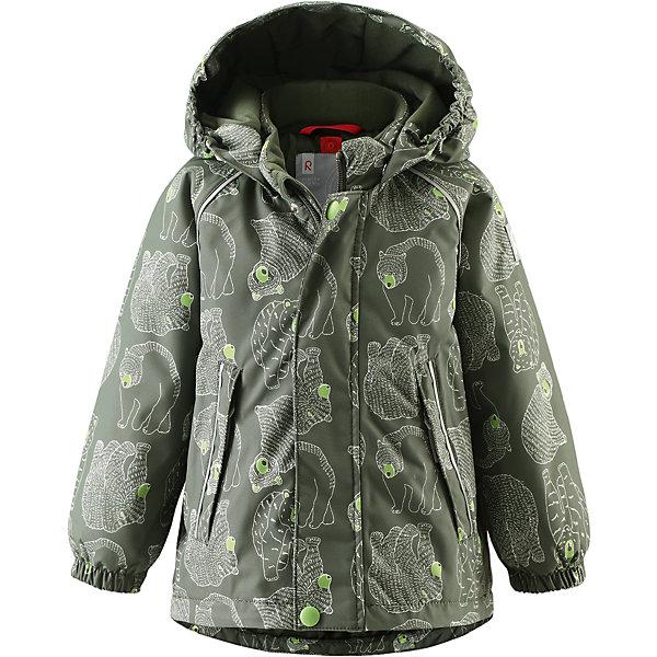 Купить Куртка Bjorn Reimatec® Reima, Китай, зеленый, Унисекс