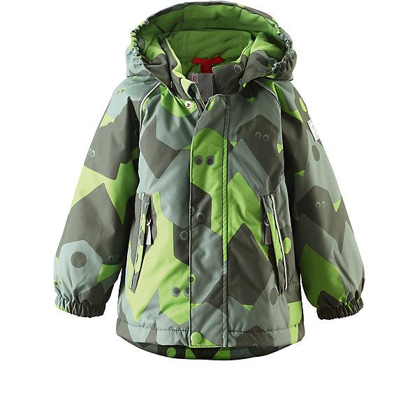 Купить Утепленная куртка Reima Pirtti Reimatec, Китай, зеленый, 74, 98, 86, 80, Унисекс