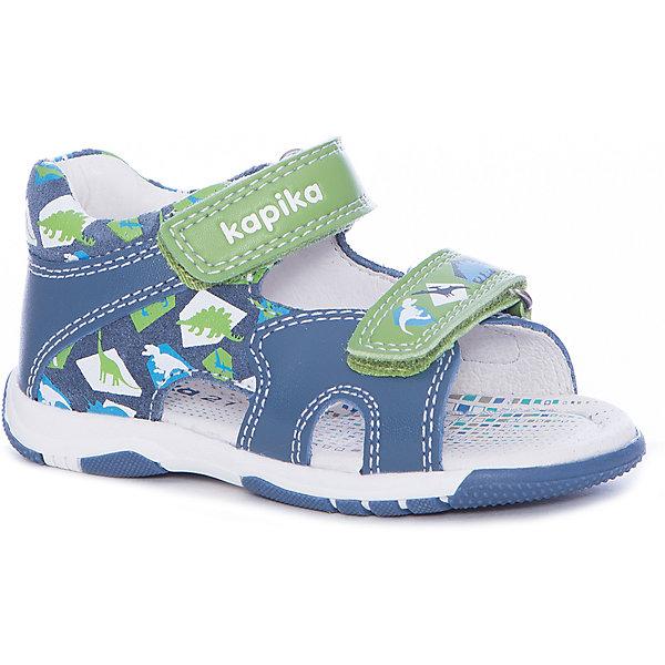 Купить со скидкой Туфли для мальчика KAPIKA