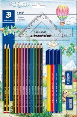 Набор для рисования и черчения, 8 предметов, Staedtler, артикул:5325154 - Школьная канцелярия