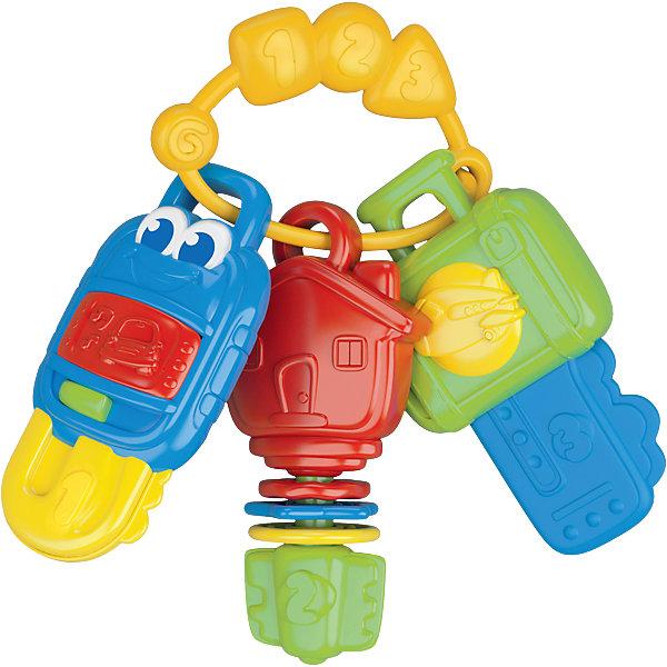 Clementoni Развивающая игрушка Clementoni Музыкальные ключики цена