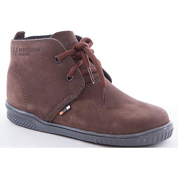 """Фотография товара ботинки """"Кембридж"""" для мальчика ТРЕК (5333440)"""