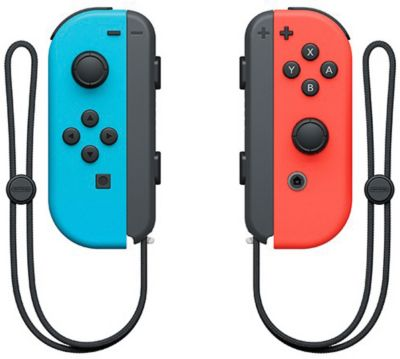 Nintendo Набор контроллеров Joy-Con, 2 шт