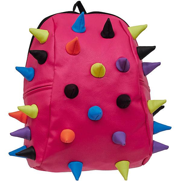 Рюкзак Rex 2 Half Streamers, цвет розовый мультиРюкзаки<br>Легкий и вместительный рюкзак с одним основным отделением с застежкой на молниии. В основное отделение с легкостью входит ноутбук  размером диагонали 13 дюймов, iPad и формат А4. Незаменимый аксессуар как для активного городского жителя, так и для школьников и студентов. Широкие лямки можно регулировать для наиболее удобной посадки, а мягкая ортопедическая спинка делает ношение наиболее удобным и комфортным.<br>Ширина мм: 36; Глубина мм: 31; Высота мм: 15; Вес г: 600; Возраст от месяцев: 84; Возраст до месяцев: 420; Пол: Унисекс; Возраст: Детский; SKU: 5344327;