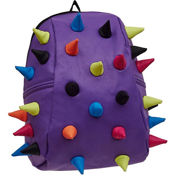 Рюкзак Rex 2 Half , цвет сиреневый мультиРюкзаки<br>Легкий и вместительный рюкзак с одним основным отделением с застежкой на молниии. В основное отделение с легкостью входит ноутбук  размером диагонали 13 дюймов, iPad и формат А4. Незаменимый аксессуар как для активного городского жителя, так и для школьников и студентов. Широкие лямки можно регулировать для наиболее удобной посадки, а мягкая ортопедическая спинка делает ношение наиболее удобным и комфортным.<br>Ширина мм: 36; Глубина мм: 31; Высота мм: 15; Вес г: 600; Возраст от месяцев: 84; Возраст до месяцев: 420; Пол: Унисекс; Возраст: Детский; SKU: 5344328;