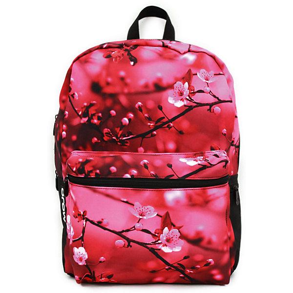 Рюкзак Cherry BlossomРюкзаки<br>БРОСЬ ВЫЗОВ УНЫЛЫМ СЕРЫМ БУДНЯМ!<br>Подари себе и окружающим романтичное настроение с этим рюкзаком от Mojo! Нежный розовый фон и ветки цветущей вишни — идеальное сочетание для модниц, которые привыкли производить впечатление даже в мелочах! Теперь можно с шиком носить с собой все нужное — этот рюкзак не просто впишется в образ, он станет его центром и «изюминкой». В УФ рисунок приобретает поразительный 3D-эффект и начинает светиться сиреневым. Размер: 43х30х16 см, цвет (черный/мульти), MOJO PAX, США<br>Ширина мм: 43; Глубина мм: 30; Высота мм: 16; Вес г: 700; Возраст от месяцев: 120; Возраст до месяцев: 420; Пол: Женский; Возраст: Детский; SKU: 5344341;