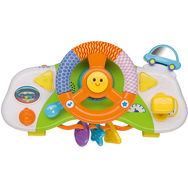 Happy Baby Игровой Центр LITTLE DRIVER, Happy Baby игровой развивающий центр happy baby iq base 330075