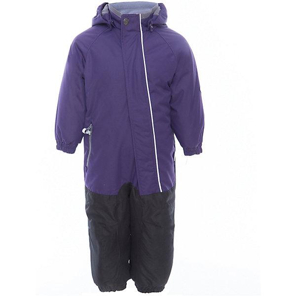 Комбинезон CHRIS для девочки HuppaВерхняя одежда<br>Характеристики товара:<br><br>• цвет: тёмно-фиолетовый<br>• ткань: 100% полиэстер<br>• подкладка: тафта, pritex - 100% полиэстер<br>• утеплитель: 100% полиэстер 100 г<br>• температурный режим: от -5°С до +10°С<br>• водонепроницаемость: 10000 мм<br>• воздухопроницаемость: 10000 мм<br>• светоотражающие детали<br>• средний задний шов, боковые и внутренние швы проклеены<br>• съёмный капюшон с резинкой<br>• защита подбородка<br>• эластичные манжеты<br>• манжеты брюк с резинкой<br>• съёмные эластичные штрипки<br>• без внутренних швов<br>• коллекция: весна-лето 2017<br>• страна бренда: Эстония<br><br>Этот удобный комбинезон обеспечит детям тепло и комфорт. Он сделан из материала, отталкивающего воду, и дополнен подкладкой с утеплителем, поэтому изделие идеально подходит для межсезонья. Материал изделия - с мембранной технологией: защищая от влаги и ветра, он легко выводит лишнюю влагу наружу. Комбинезон очень симпатично смотрится. <br><br>Одежда и обувь от популярного эстонского бренда Huppa - отличный вариант одеть ребенка можно и комфортно. Вещи, выпускаемые компанией, качественные, продуманные и очень удобные. Для производства изделий используются только безопасные для детей материалы. Продукция от Huppa порадует и детей, и их родителей!<br><br>Комбинезон GOLDEN от бренда Huppa (Хуппа) можно купить в нашем интернет-магазине.<br>Ширина мм: 356; Глубина мм: 10; Высота мм: 245; Вес г: 519; Цвет: розовый; Возраст от месяцев: 12; Возраст до месяцев: 15; Пол: Женский; Возраст: Детский; Размер: 80,104,98,92,86; SKU: 5346524;