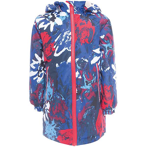 Куртка для девочки JUNE HuppaДемисезонные куртки<br>Характеристики товара:<br><br>• цвет: синий принт<br>• ткань: 100% полиэстер<br>• подкладка: тафта - 100% полиэстер<br>• утеплитель: 100% полиэстер 100 г<br>• температурный режим: от -5°С до +10°С<br>• водонепроницаемость: 10000 мм<br>• воздухопроницаемость: 10000 мм<br>• светоотражающие детали<br>• эластичные манжеты<br>• молния с защитой для подбородка<br>• съёмный капюшон с резинкой<br>• карманы на полнии<br>• комфортная посадка<br>• коллекция: весна-лето 2017<br>• страна бренда: Эстония<br><br>Такая легкая и стильная куртка обеспечит детям тепло и комфорт. Она сделана из материала, отталкивающего воду, и дополнено подкладкой с утеплителем, поэтому изделие идеально подходит для межсезонья. Материал изделия - с мембранной технологией: защищая от влаги и ветра, он легко выводит лишнюю влагу наружу. Для удобства сделан капюшон. Куртка очень симпатично смотрится, яркая расцветка и крой добавляют ему оригинальности. Модель была разработана специально для детей.<br><br>Одежда и обувь от популярного эстонского бренда Huppa - отличный вариант одеть ребенка можно и комфортно. Вещи, выпускаемые компанией, качественные, продуманные и очень удобные. Для производства изделий используются только безопасные для детей материалы. Продукция от Huppa порадует и детей, и их родителей!<br><br>Куртку для девочки JUNE от бренда Huppa (Хуппа) можно купить в нашем интернет-магазине.<br>Ширина мм: 356; Глубина мм: 10; Высота мм: 245; Вес г: 519; Цвет: синий; Возраст от месяцев: 72; Возраст до месяцев: 84; Пол: Женский; Возраст: Детский; Размер: 122,128,152,146,140,134,116,110; SKU: 5346865;