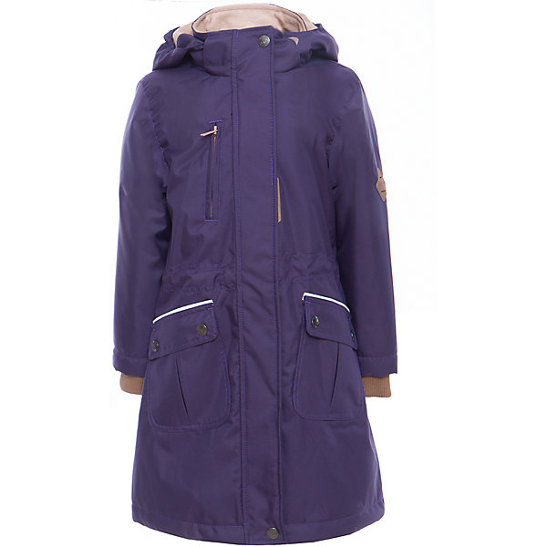 Куртка для девочки MOONI HuppaВерхняя одежда<br>Характеристики товара:<br><br>• цвет: фиолетовый<br>• ткань: 100% полиэстер<br>• подкладка: тафта- 100% полиэстер<br>• утеплитель: 100% полиэстер 100 г<br>• температурный режим: от -5°С до +10°С<br>• водонепроницаемость: 10000 мм<br>• воздухопроницаемость: 10000 мм<br>• светоотражающие детали<br>• внутренние вязанные манжеты<br>• плечевые швы проклеены<br>• эластичный шнур + фиксатор<br>• съёмный капюшон с резинкой<br>• карманы на молнии<br>• комфортная посадка<br>• коллекция: весна-лето 2017<br>• страна бренда: Эстония<br><br>Такая легкая и стильная куртка обеспечит детям тепло и комфорт. Она сделана из материала, отталкивающего воду, и дополнено подкладкой с утеплителем, поэтому изделие идеально подходит для межсезонья. Материал изделия - с мембранной технологией: защищая от влаги и ветра, он легко выводит лишнюю влагу наружу. Для удобства сделан капюшон. Куртка очень симпатично смотрится, яркая расцветка и крой добавляют ему оригинальности. Модель была разработана специально для детей.<br><br>Одежда и обувь от популярного эстонского бренда Huppa - отличный вариант одеть ребенка можно и комфортно. Вещи, выпускаемые компанией, качественные, продуманные и очень удобные. Для производства изделий используются только безопасные для детей материалы. Продукция от Huppa порадует и детей, и их родителей!<br><br>Куртку для девочки MOONI от бренда Huppa (Хуппа) можно купить в нашем интернет-магазине.<br>Ширина мм: 356; Глубина мм: 10; Высота мм: 245; Вес г: 519; Цвет: розовый; Возраст от месяцев: 36; Возраст до месяцев: 48; Пол: Женский; Возраст: Детский; Размер: 134,158,152,128,146,122,140,116,110,104; SKU: 5346927;