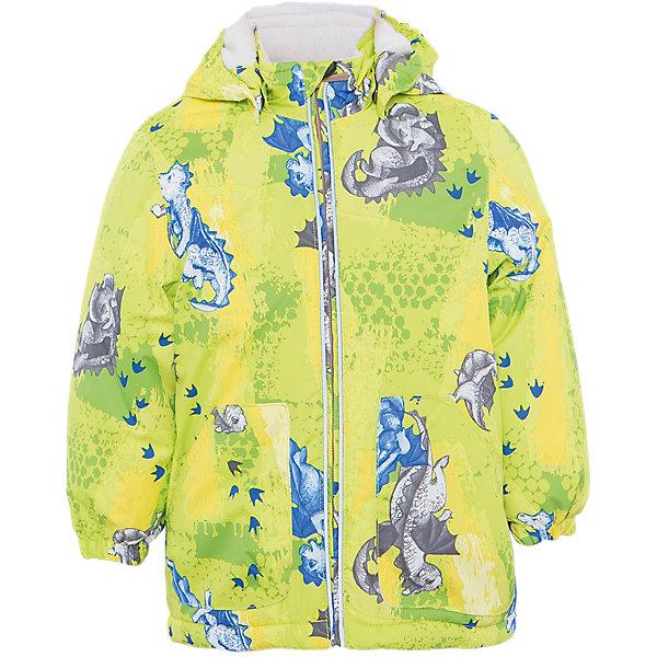 Купить куртка для мальчика BERTY Huppa (5346945) в Москве, в Спб и в России